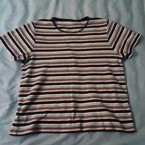 Stripped vintage shirt